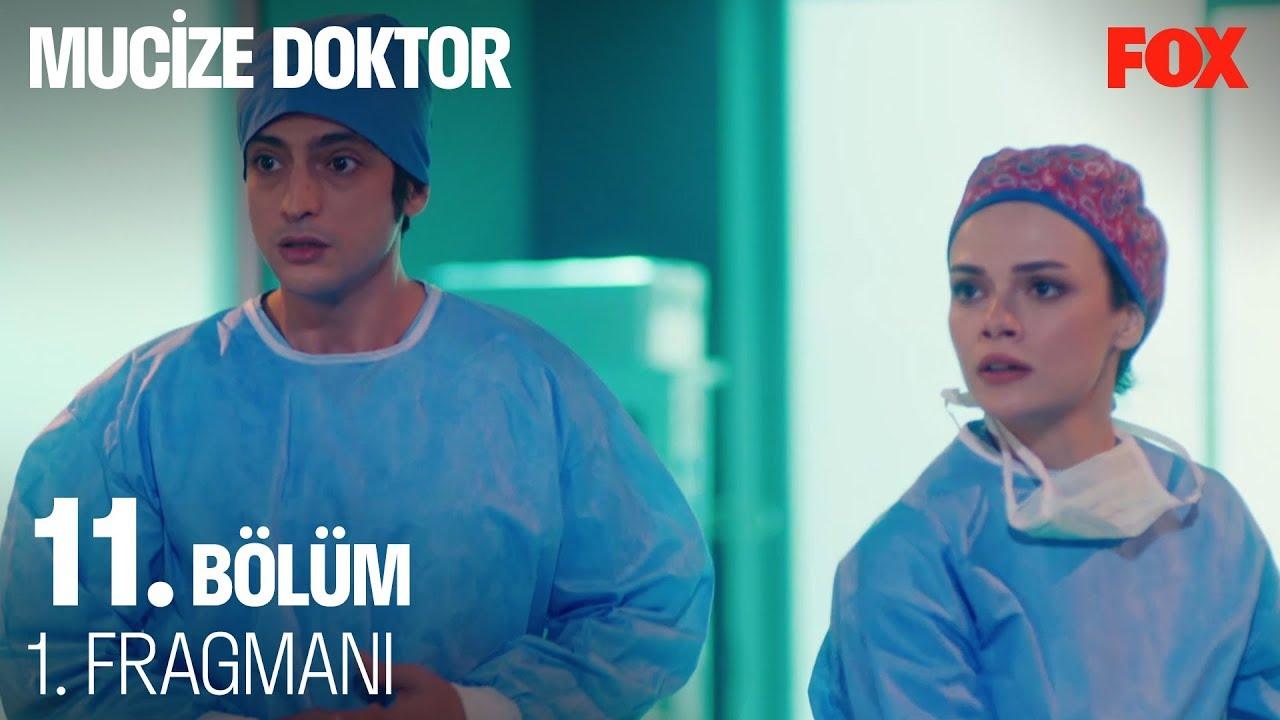 Mucize Doktor 11.Bölüm Fragmanı