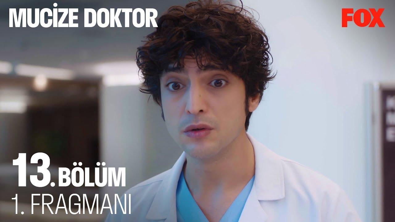 Mucize Doktor 13.Bölüm Fragmanı