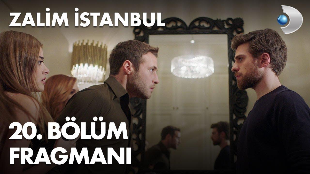 Zalim İstanbul 20.Bölüm Fragmanı