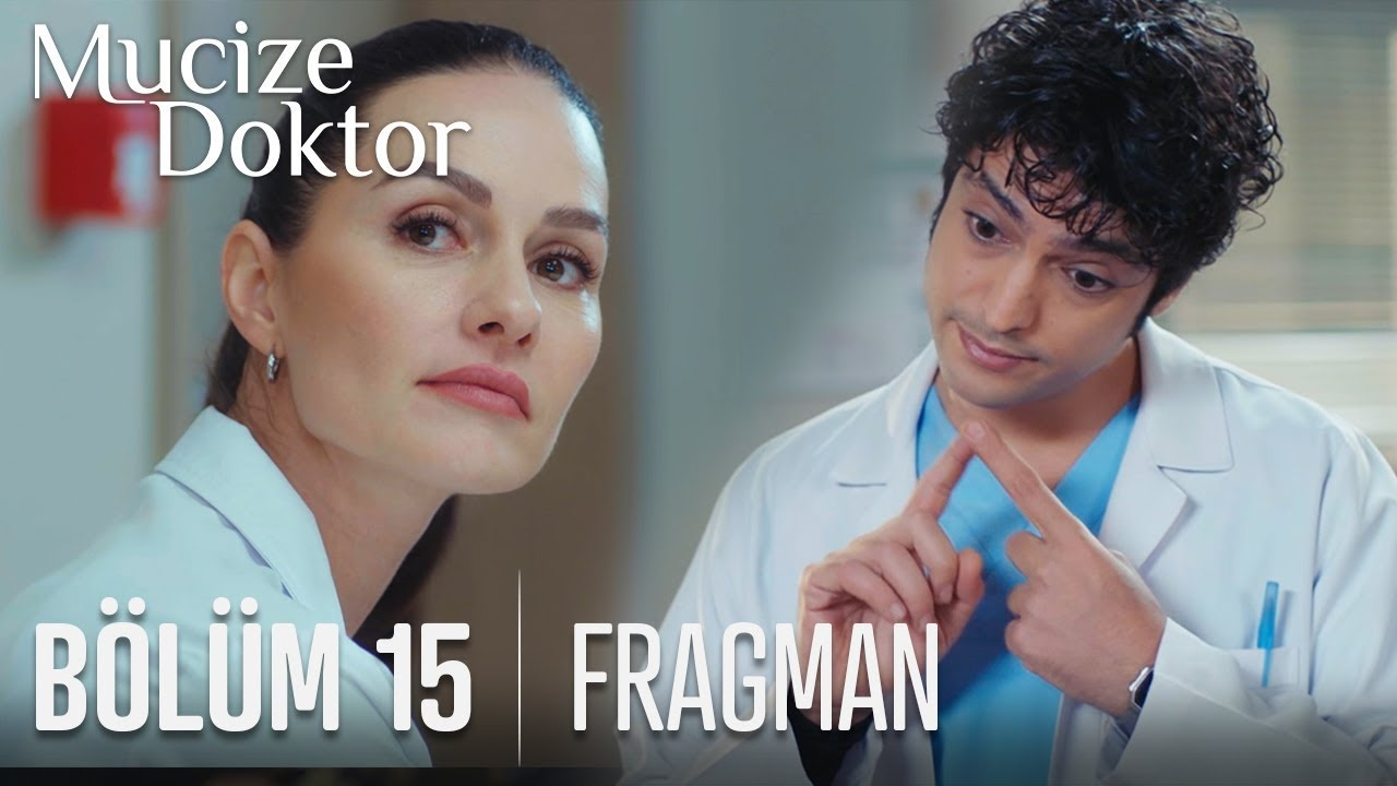 Mucize Doktor 15.Bölüm Fragmanı