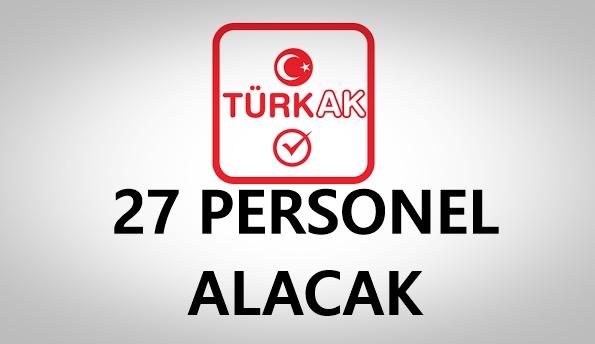 Türk Akreditasyon Kurumu 27 Personel alacak