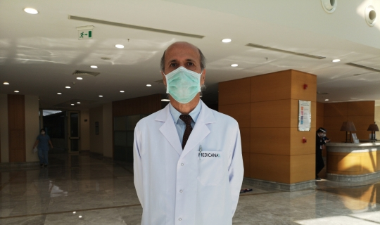Koronavirüsü yendi sitokin fırtınasına dikkat çekti
