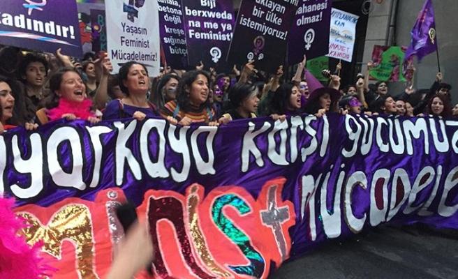 Dünyada pandemi sonrası feminist hareketler artacak