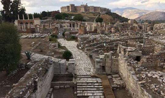 Arkeolojik kazıların yüzde 30'u tamamlandı