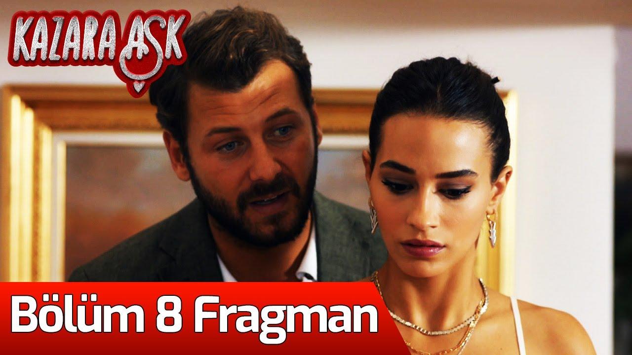 Kazara Aşk 8.Bölüm Fragmanı