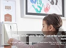 2020'nin ilk günüyle birlikte Eğitim Takvimi öğrenci ve velilerle buluştu