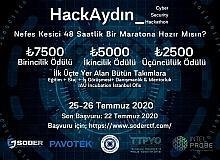 Hackerlar maratonda yarışacak